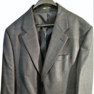 Men's Ralph Lauren Dk. Charcoal Sportcoat, Sz 44R